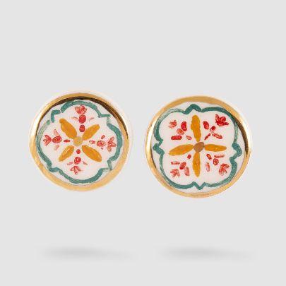 Picture of hadis earrings