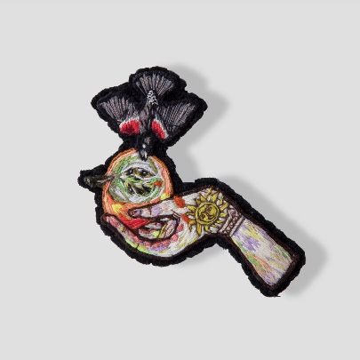 Picture of Novin brooch