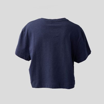 تصویر تی شرت کوتاه سرمه ای