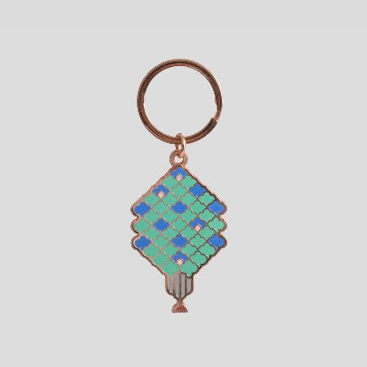 Picture of Eden tree keychain