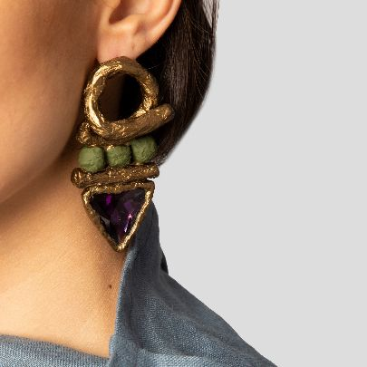 Picture of simin afat earrings