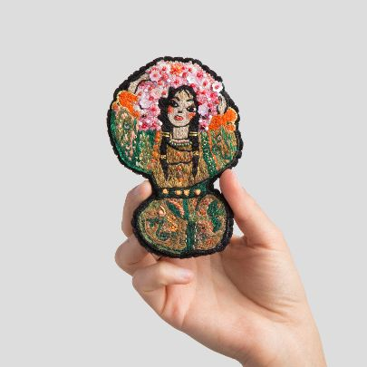 Picture of Kamand brooch