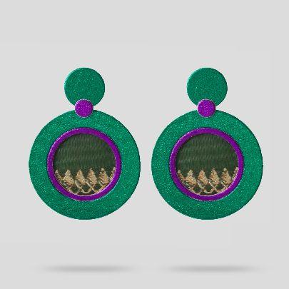 Picture of Gandom earrings