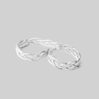 Picture of two-sided ring