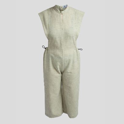 Picture of light green overall