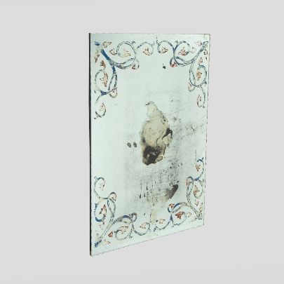 Picture of arabesque wall mirror