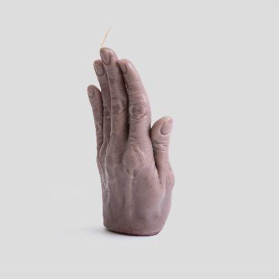 تصویر شمع دست یاسی