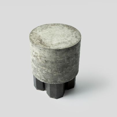 Picture of aahaar side table / stool