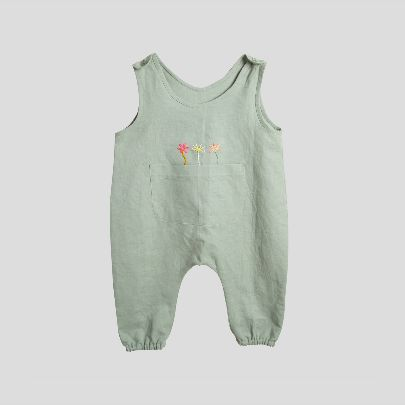 Picture of Flower kids overall