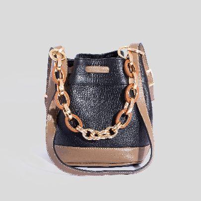 Picture of Cream mini lolita bag