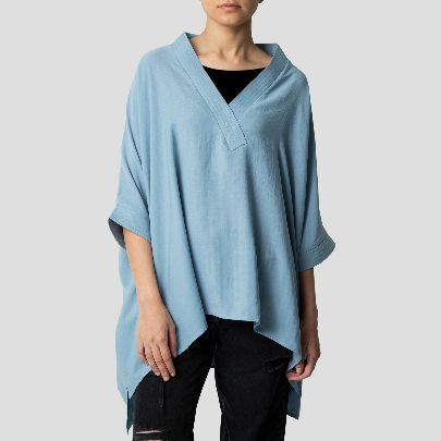 Picture of Blue blouse