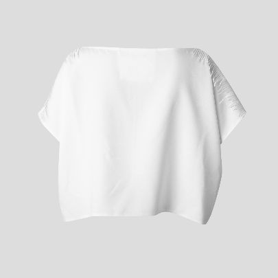 Picture of White crepe blouse
