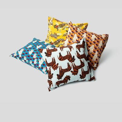 Picture of Tiger Cushion