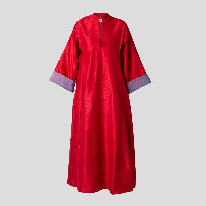 Picture of Red long dress