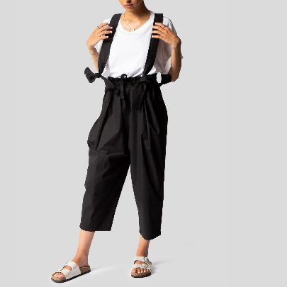 Picture of Black overall