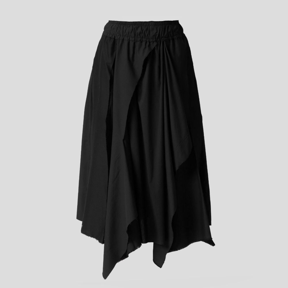 Picture of Black layer skirt