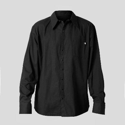 Picture of Black men blouse