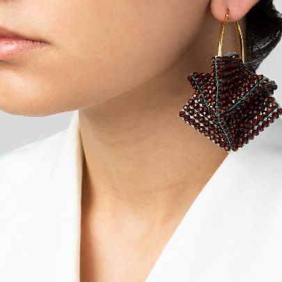 Picture of Bead earrings