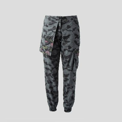 Picture of Handmade army pants