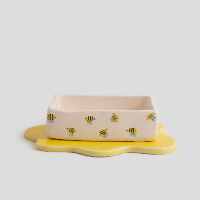 Picture of Bee butter container