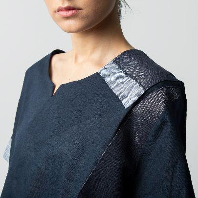 Picture of Dark blue loungewear