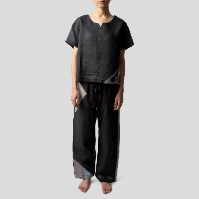 Picture of Black loungewear