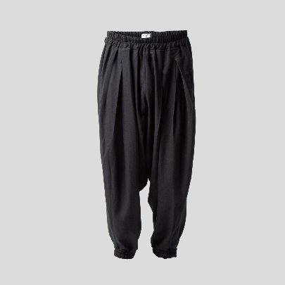 Picture of Black loose pants