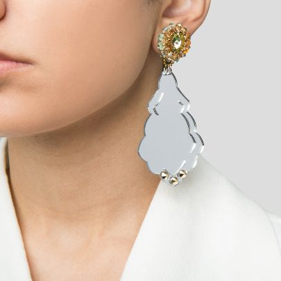 Picture of Bazm collection earrings model 4