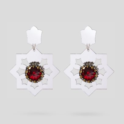 Picture of Bazm collection earrings model 1