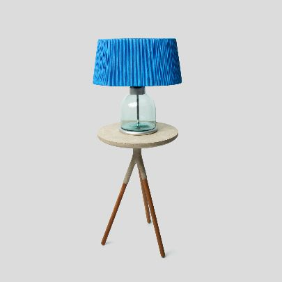 Picture of Blue lampshade