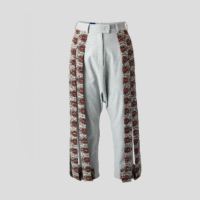 Picture of Grey bazm pants