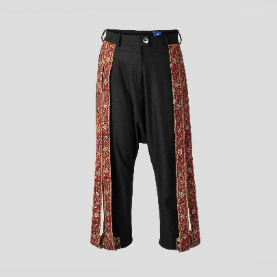 Picture of Red bazm pants