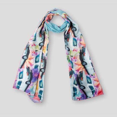 Picture of peykan boke scarf