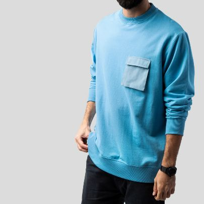 Picture of blue Long Sleeve