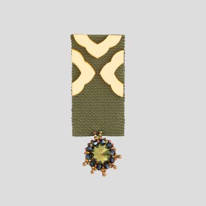 تصویر  مدال بزم سبز ماشی