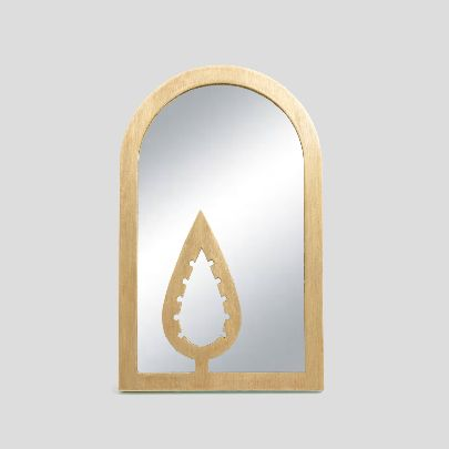 Picture of Small cypress mirror